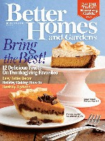 Better Homes And Gardens 2008 11, page 1