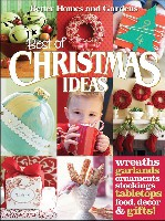 Better Homes And Gardens Christmas Ideas, page 1
