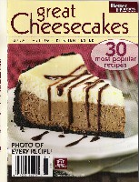 Better Homes And Gardens Great Cheesecakes, page 2